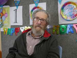 RSL Care Baycrest resident Charles Roberts turned 100 on May 25