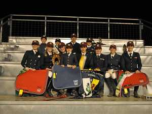 Talented riders do the area's schools proud