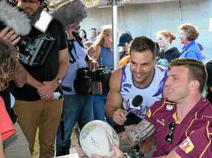 UPDATE: NRL Footy Show in Mackay sold out overnight