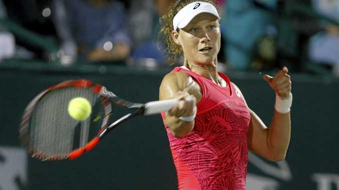 HER TIME OF THE YEAR: Samantha Stosur could add to her one grand slam crown at the French Open