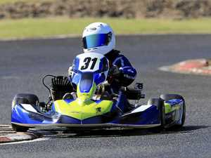 Karts roar into life for round in Grafton
