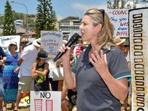 Sunshine Coast Environment Council spokeswoman Narelle McCarthy is disappointed by criticism levelled at her organisation by Sunshine Coast Mayor Mark Jamieson.