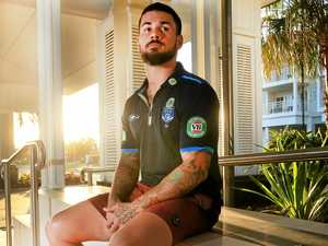 Blues Origin honour not lost on Nathan Peats