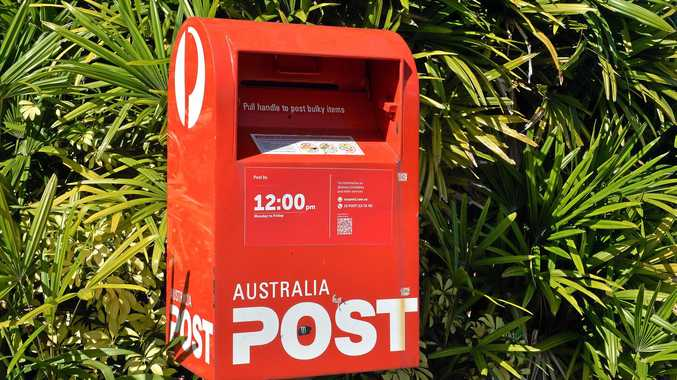 Sarina Range residents are using Australia Post as their preferred way of sending a message