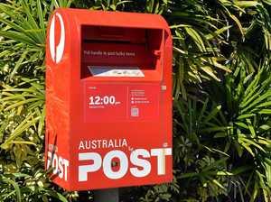 Sarina Range community resorts to snail mail, desert telly