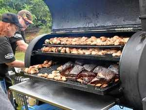 Bundy barbecuers looking to defend their lamb title