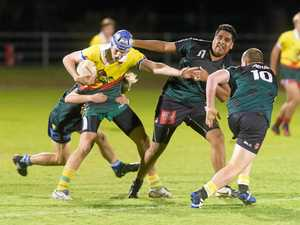2017 Daily Examiner Shield Opens rugby league