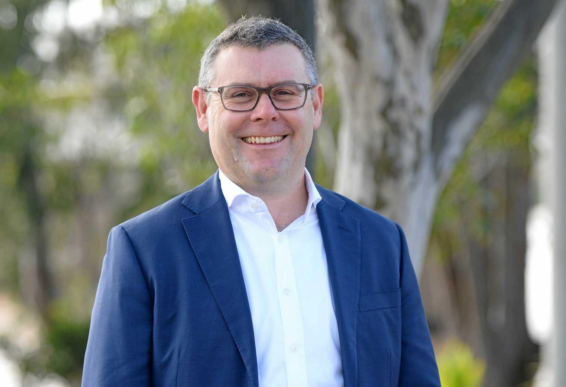 Senator-Elect for Queensland, Murray Watt.