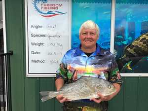 Let the good times roll as fishing heats up on Fraser Coast