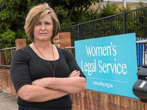 DV legal service fears vital resource cut by half