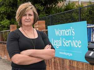 Women's Legal Service Queensland CEO Angela Lynch.