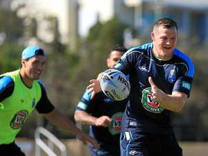 NSW Blues Tweed Origin camp