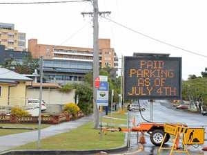 Base Hospital parking consultation begins