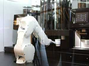 Coffeebot taking baristas jobs