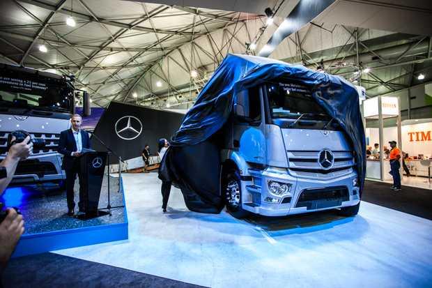 The winner of the Brisbane Truck Show Best Heavy Duty Truck has been revealed.