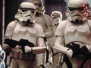 A Stormtrooper is responsible for the biggest blunder in a Star Wars movie. Picture: Supplied