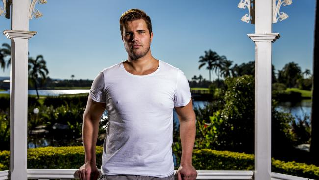 Gable Tostee opens up in his most in-depth interview ever. Picture: Jerad Williams.