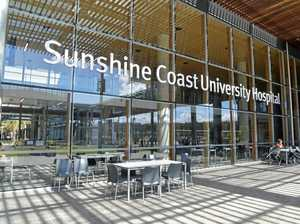 The Sunshine Coast University Hospital.