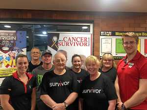 Cancer survivors fight for fitness