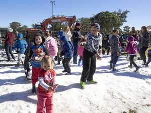Winter wonderland in Stanthorpe