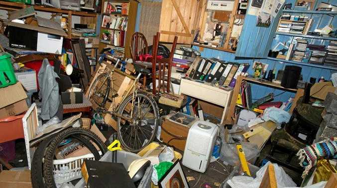 Are you a hoarder? Or a collector? Got a neighbour who is? Contact the reporter campbell.gellie@dailymercury.com.au