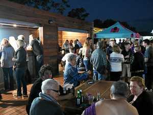 Lanas Farmers Markets Opening Night