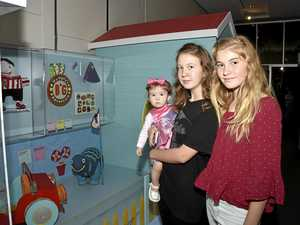 Play School's 50th birthday at Cobb and Co Museum