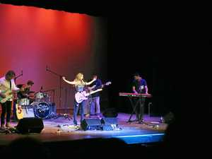 Gympie's Caitlyn Shadbolt releases debut album in concert