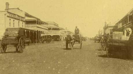 Is Toowoomba Australia's most haunted city?