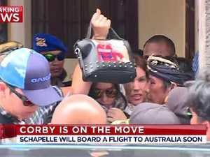 Tyrell family unhappy with Schapelle's handbag