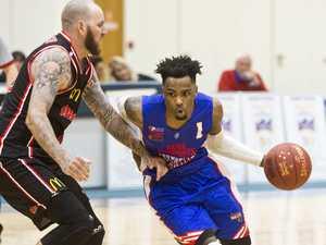 Toowoomba vs Mackay basketball