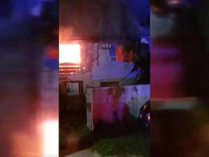 Fire destroys Andergrove home