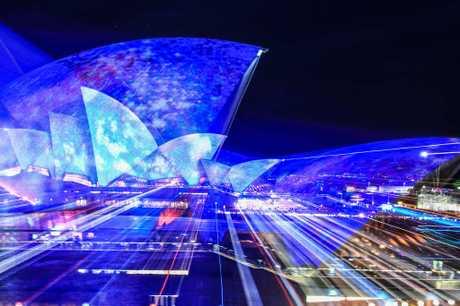Vivid in Sydney