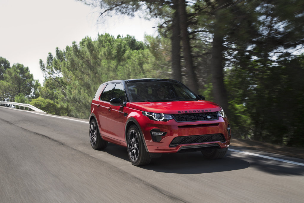 ROOM FOR SEVEN: The Disco Sport can be optioned with seven seats to the 180 HSE TD4, adding $2050 on top of the $64,635 list price, before on-roads