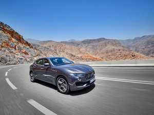The proper Maserati Levante? Petrol V6 twin-turbo arrives
