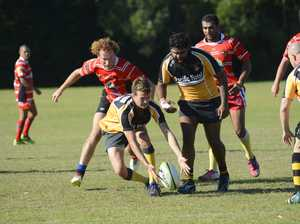 Rugby action back this weekend
