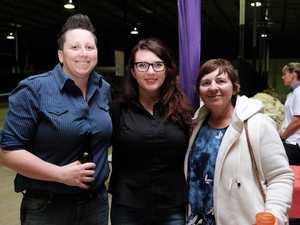 Jane Zerbst, Regina Hyland and Denice Ashton at That