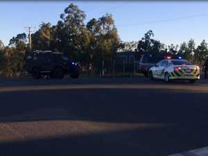 Lockyer Valley Police shooting