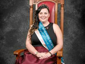 Boonah Showgirl Jessica Lutter will promote youth involvement this year.