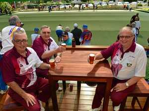 Players bowled over by Buderim renovations
