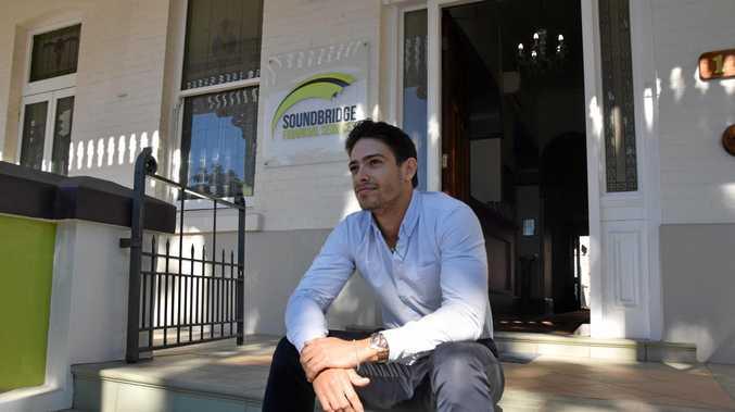 Soundbridge Financial Services' Dimitri Kondilis.
