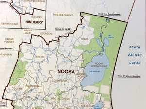 Rainbow's end in Noosa redraw is Noosa's gain