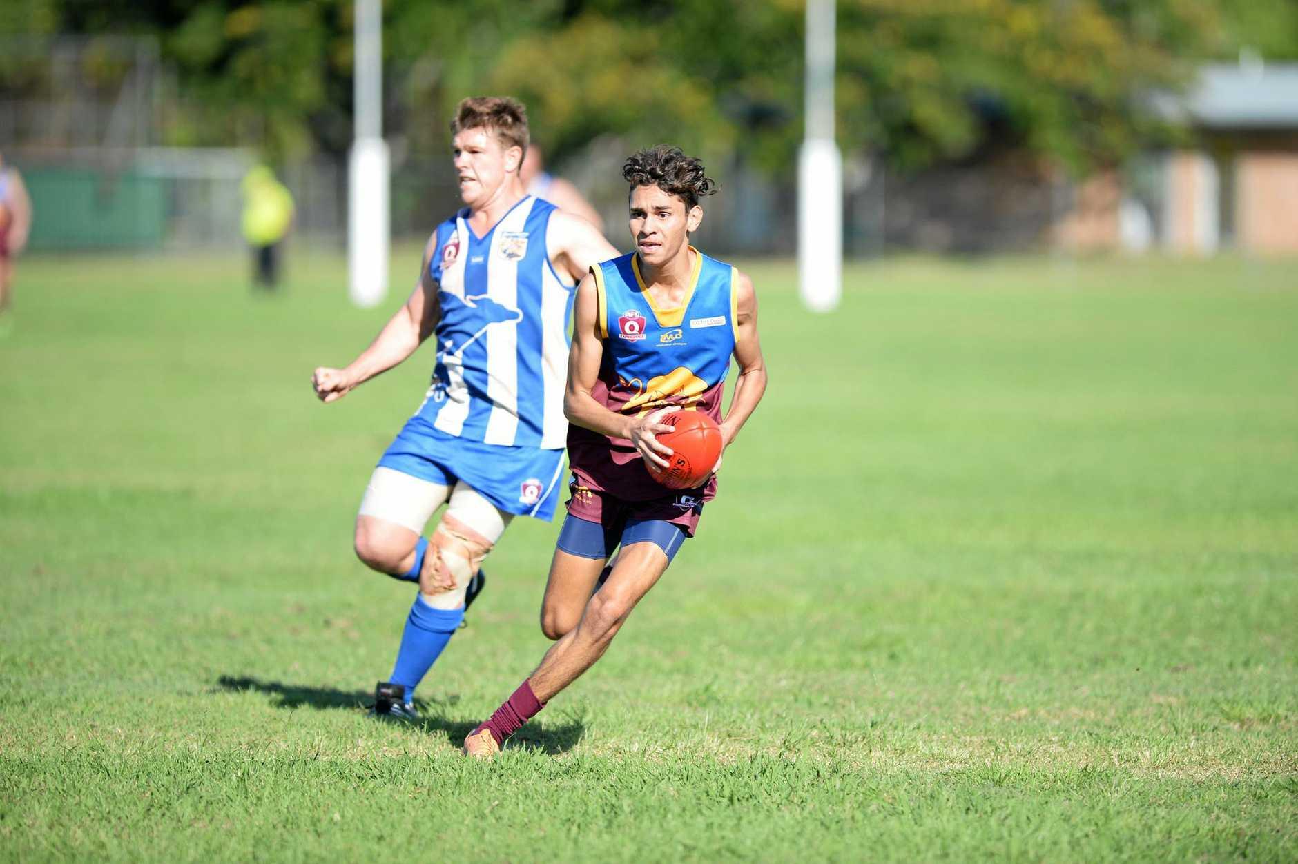 AFL: Glenmore's Joshua Ketchup