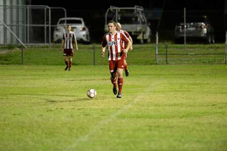 Soccer: Southsides' Sam Jasperson.