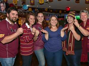 How to win a Maroon's supporter Holden Astra