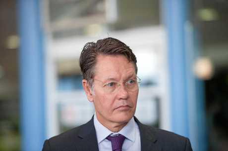 Coffs Harbour City councillor Michael Adendorff.