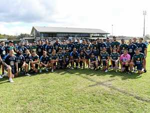 Cudgen battle their Blues with NSW