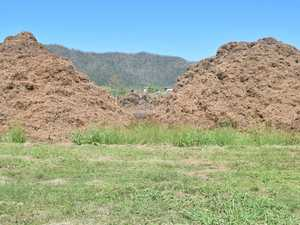 Free mulch is still available