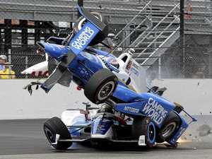 Dixon's Indy 500 week to forget