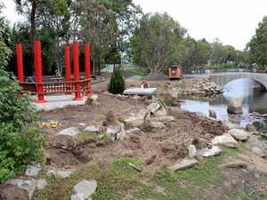 Work starts on region's new $1.2m Chinese gardens